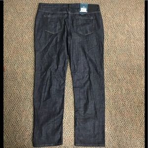 89dbcc6fb4 ... Perry Ellis Jeans - Perry Ellis 38 X 32 Slim Straight Dark Indig Jeans  the best ...